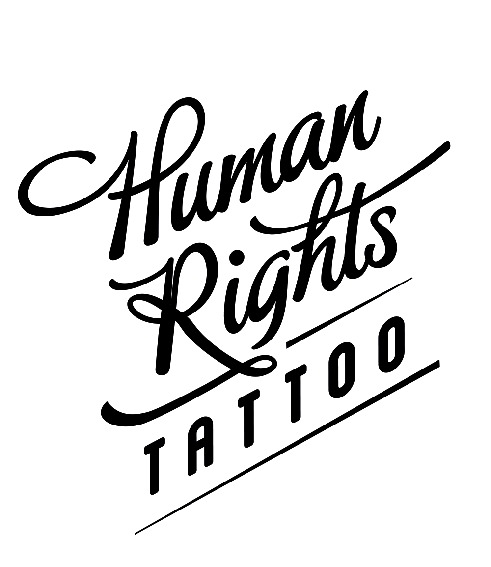 Human Rights Tattoo
